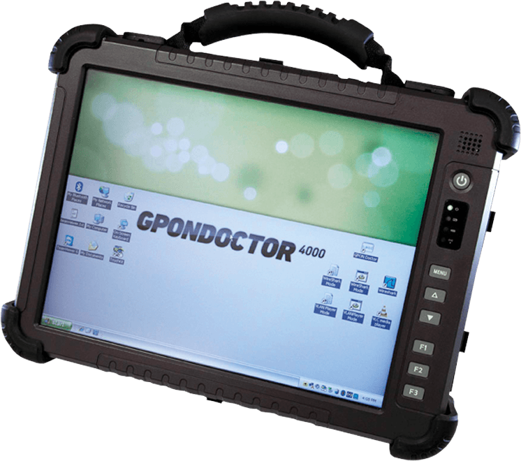 Gpondoctor - FTTH Analysis & monitoring tools - GPON Solutions
